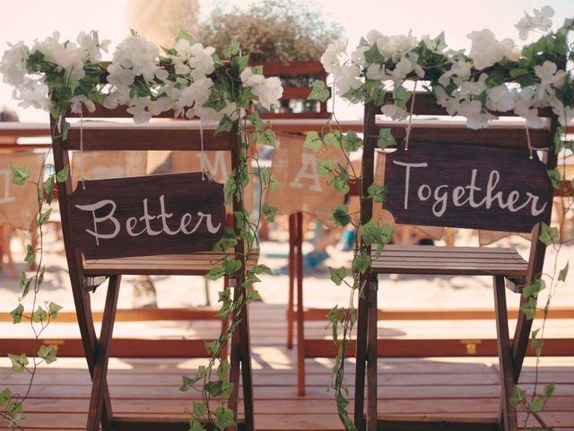 La boda de Alex y Lidia en El Prat De Llobregat, Barcelona 2
