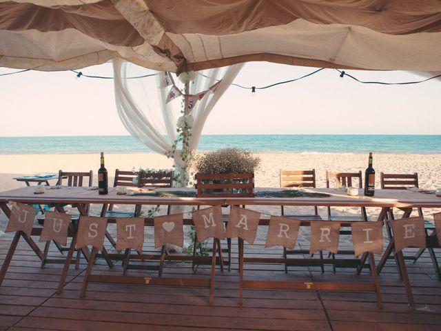 La boda de Alex y Lidia en El Prat De Llobregat, Barcelona 4