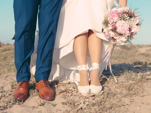 La boda de Alex y Lidia en El Prat De Llobregat, Barcelona 9