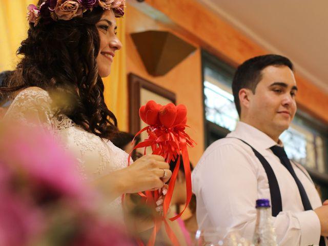 La boda de Samuel y Cristina en Crevillente, Alicante 1