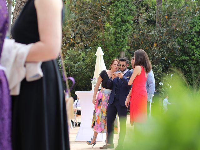 La boda de Samuel y Cristina en Crevillente, Alicante 2