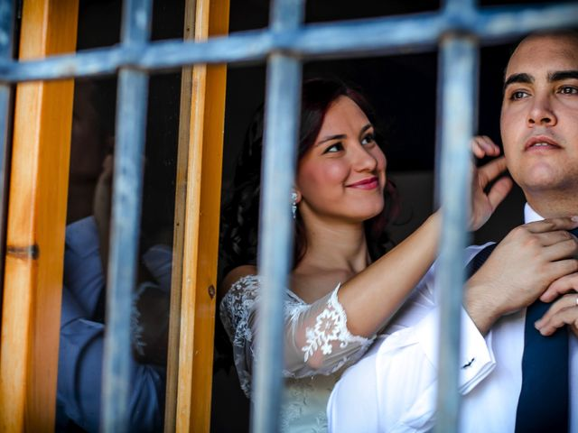 La boda de Samuel y Cristina en Crevillente, Alicante 11