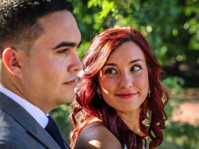 La boda de Samuel y Cristina en Crevillente, Alicante 15