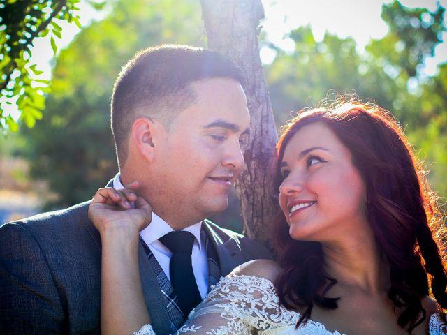 La boda de Samuel y Cristina en Crevillente, Alicante 17