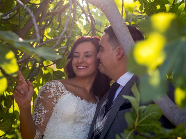 La boda de Samuel y Cristina en Crevillente, Alicante 18