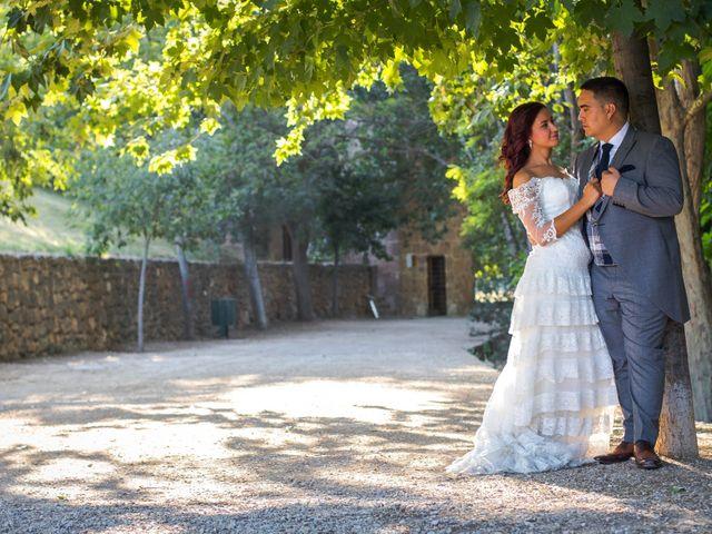La boda de Samuel y Cristina en Crevillente, Alicante 20