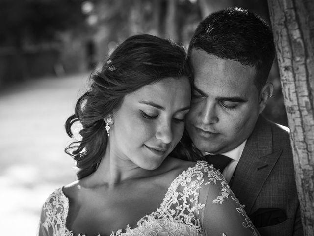 La boda de Samuel y Cristina en Crevillente, Alicante 21