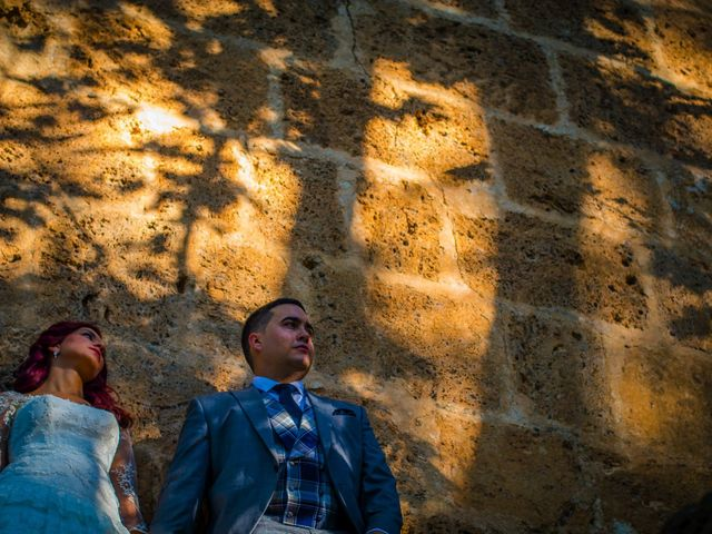 La boda de Samuel y Cristina en Crevillente, Alicante 27
