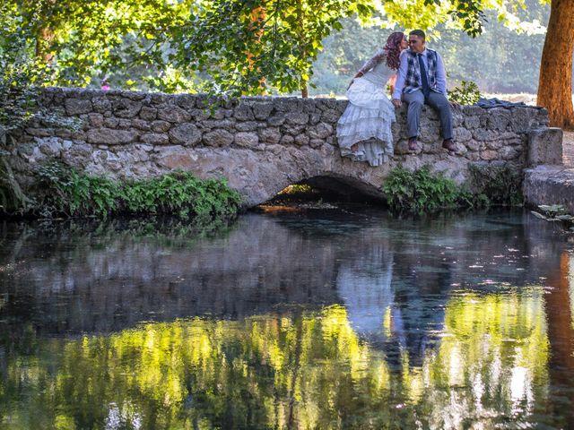La boda de Samuel y Cristina en Crevillente, Alicante 30