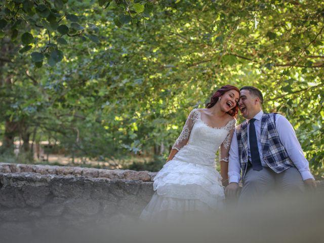 La boda de Samuel y Cristina en Crevillente, Alicante 34