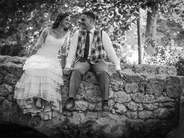 La boda de Samuel y Cristina en Crevillente, Alicante 35