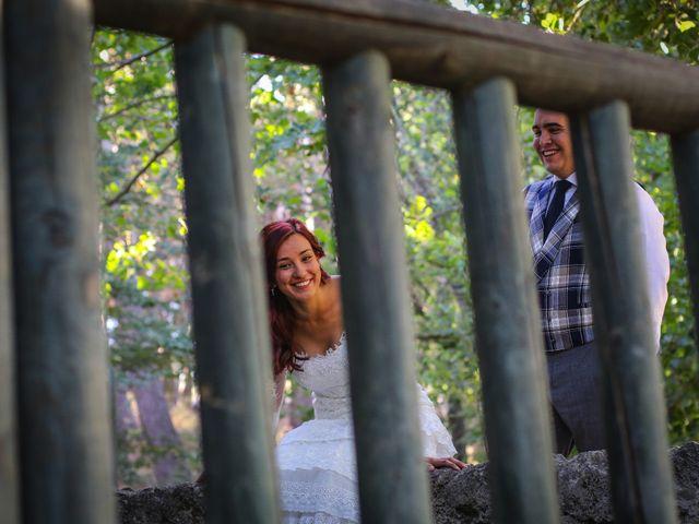 La boda de Samuel y Cristina en Crevillente, Alicante 36