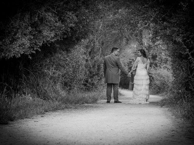La boda de Samuel y Cristina en Crevillente, Alicante 45