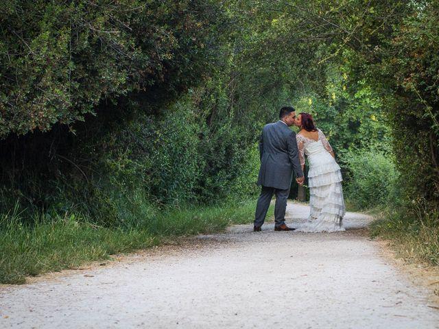 La boda de Samuel y Cristina en Crevillente, Alicante 46