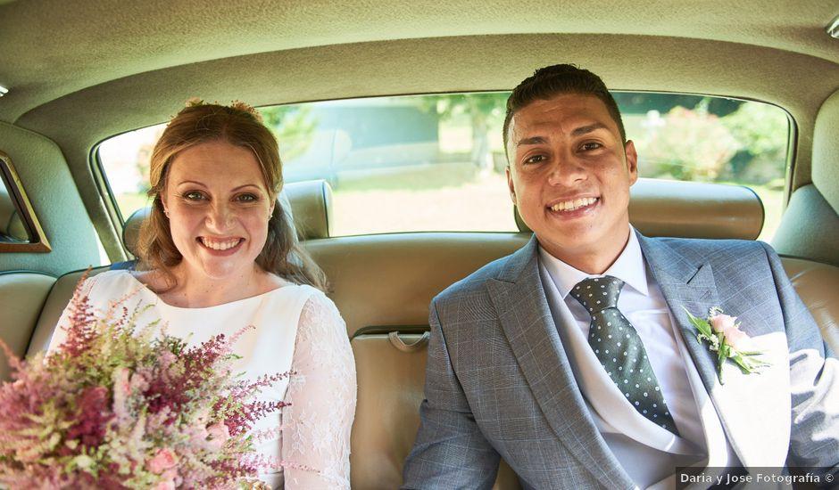La boda de Thiago y Amelia en Gijón, Asturias