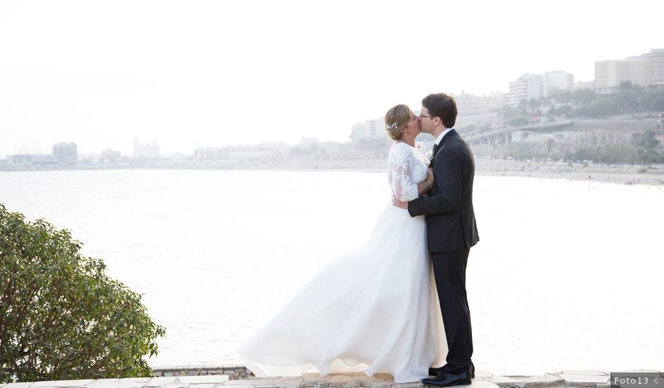 La boda de Jose y Cristina en Vila-seca, Tarragona