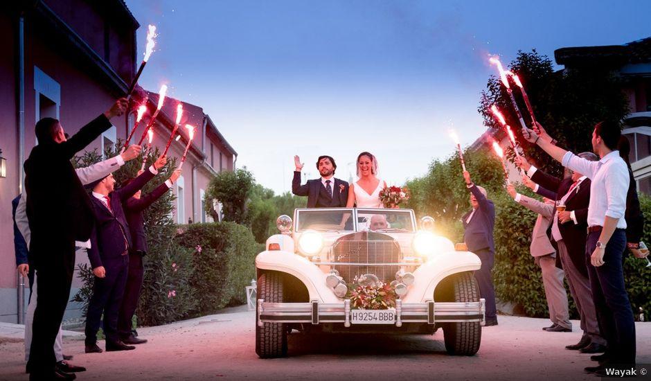 La boda de Elena y Gonzalo en Madrid, Madrid