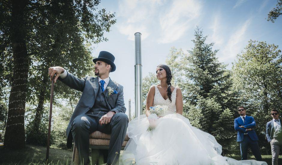 La boda de Pedro y Elena en Oviedo, Asturias
