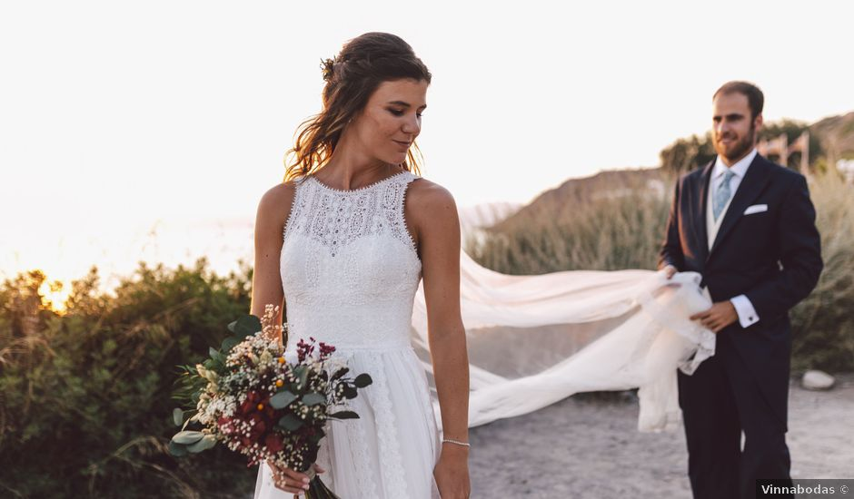 La boda de Miguel y Fatima en Lluchmajor, Islas Baleares