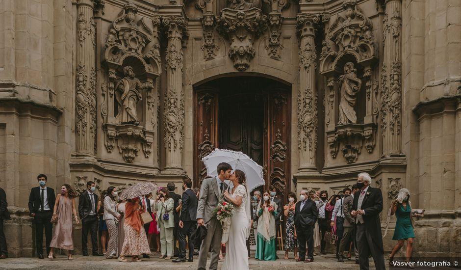 La boda de Pablo y Bea en Donostia-San Sebastián, Guipúzcoa