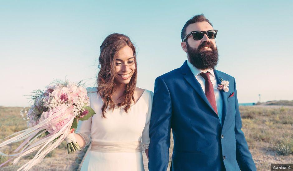 La boda de Alex y Lidia en El Prat De Llobregat, Barcelona