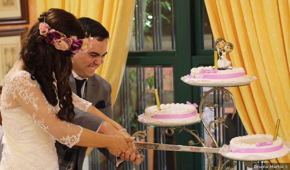 La boda de Samuel y Cristina en Crevillente, Alicante