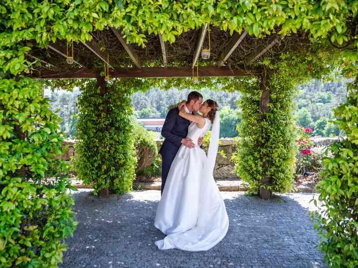 La boda de Sabina y Álex