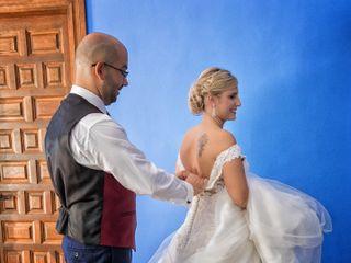 La boda de LIbertad y Itamar 2