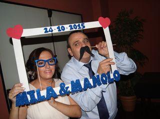 La boda de Milagros y Manuel