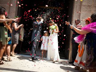 La boda de Julia y Raúl