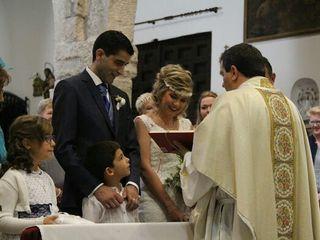 La boda de Daphne  y Raul 1