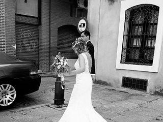 La boda de Daphne  y Raul 2