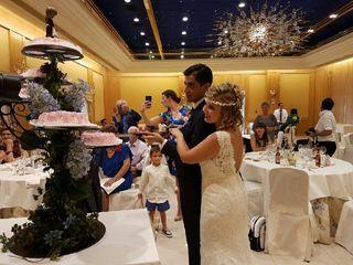 La boda de Daphne  y Raul 3