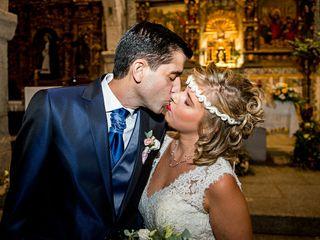 La boda de Daphne  y Raul