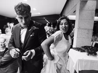 La boda de Isa y Benar 1