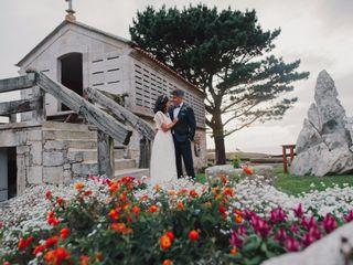 La boda de Isa y Benar