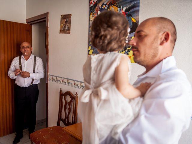 La boda de Juan y Gemma en La Carolina, Jaén 2