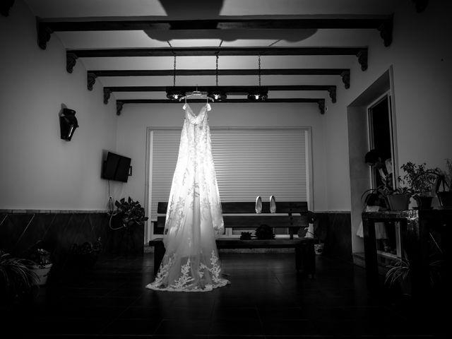 La boda de Juan y Gemma en La Carolina, Jaén 12