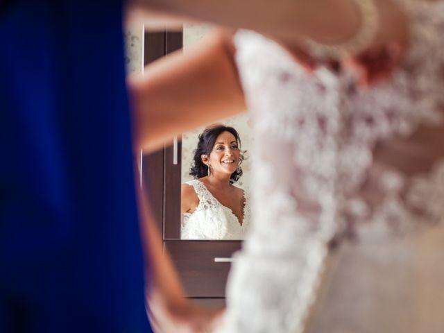 La boda de Juan y Gemma en La Carolina, Jaén 13