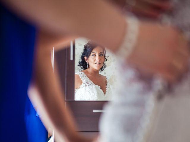 La boda de Juan y Gemma en La Carolina, Jaén 14