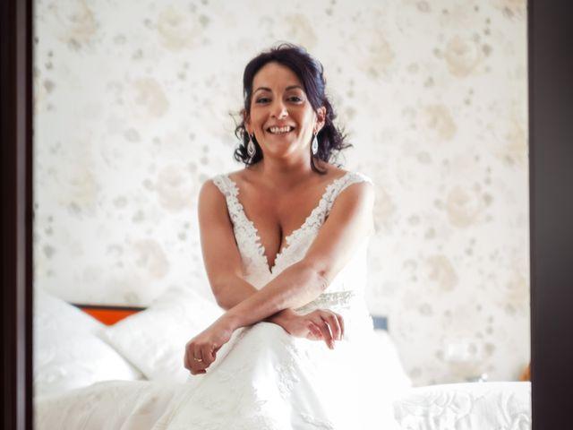La boda de Juan y Gemma en La Carolina, Jaén 20