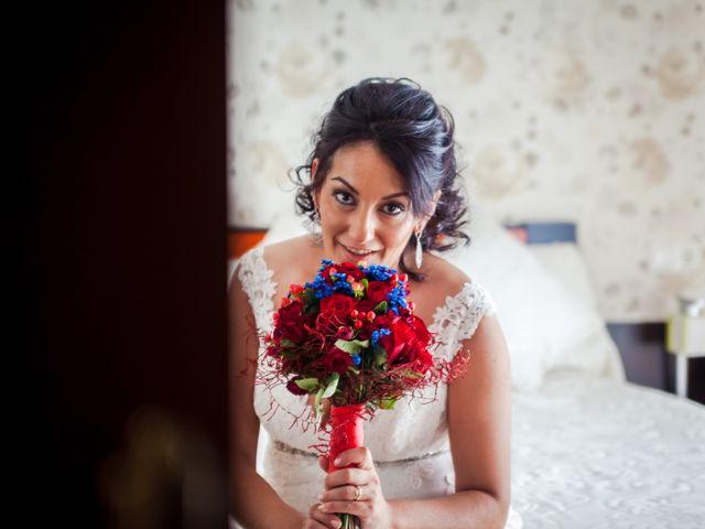 La boda de Juan y Gemma en La Carolina, Jaén 21