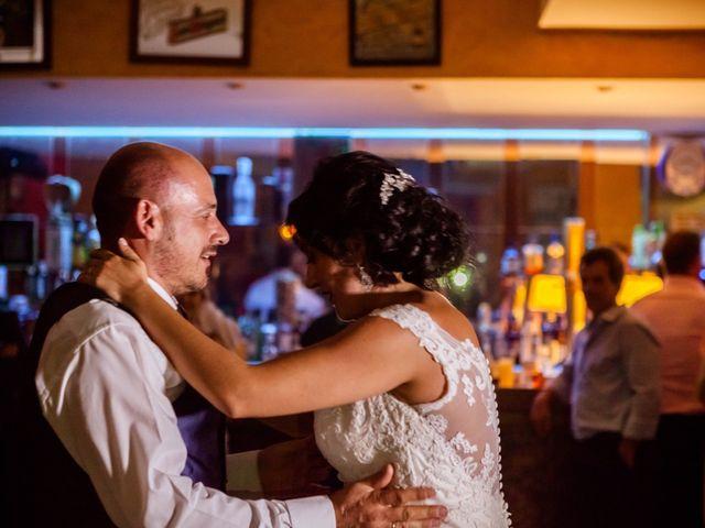 La boda de Juan y Gemma en La Carolina, Jaén 27