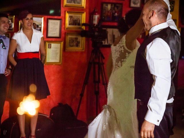 La boda de Juan y Gemma en La Carolina, Jaén 28