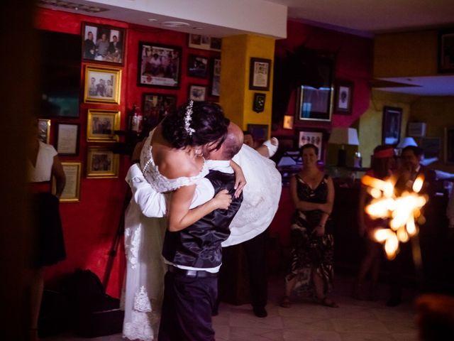 La boda de Juan y Gemma en La Carolina, Jaén 29