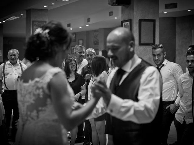 La boda de Juan y Gemma en La Carolina, Jaén 30
