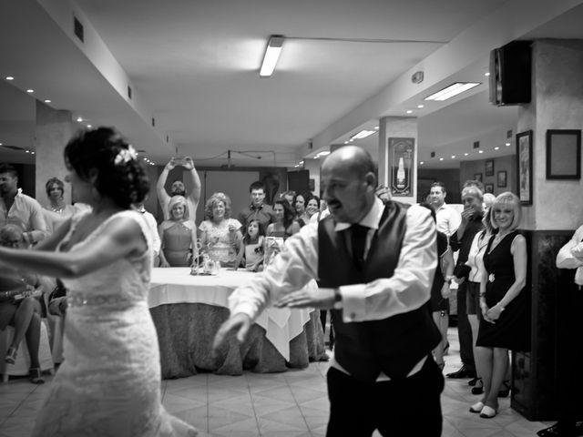 La boda de Juan y Gemma en La Carolina, Jaén 31