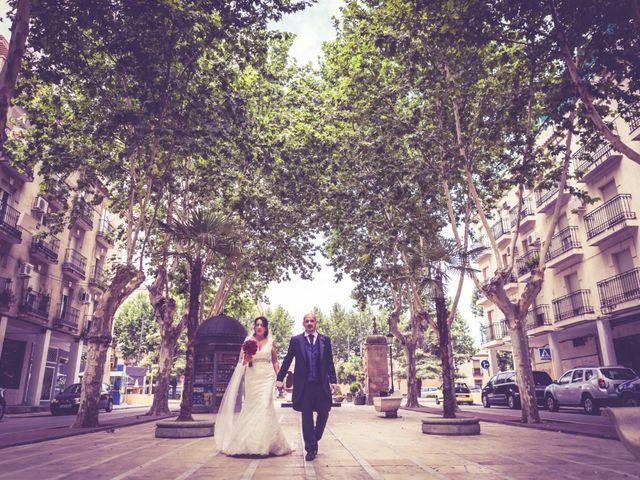 La boda de Juan y Gemma en La Carolina, Jaén 34