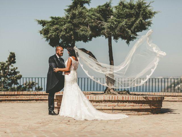 La boda de Juan y Gemma en La Carolina, Jaén 36
