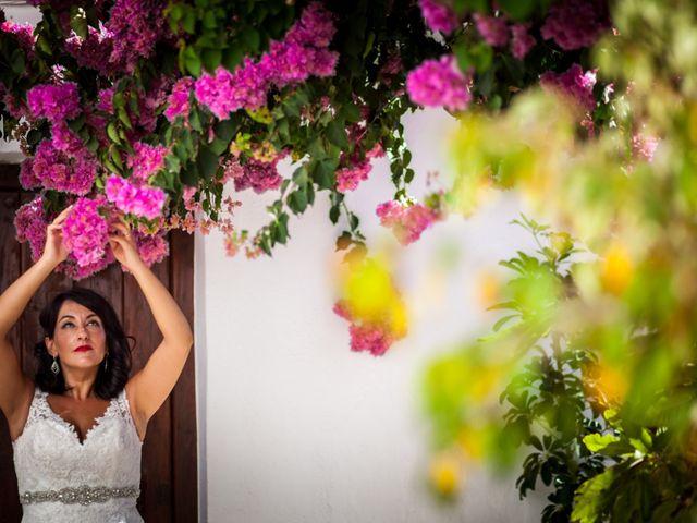 La boda de Juan y Gemma en La Carolina, Jaén 39